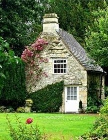 Pretty Stone House Design Ideas On A Budget19