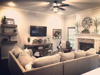 Relaxing Living Rooms Design Ideas With Fireplaces03