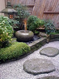 Rustic Front Yard Landscaping Ideas20