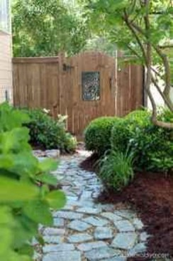 Rustic Front Yard Landscaping Ideas27