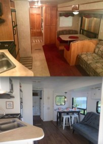 Shabby Chic Trailer Makeover Renovation Ideas04