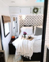 Shabby Chic Trailer Makeover Renovation Ideas21