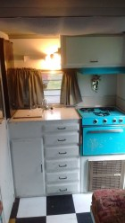 Shabby Chic Trailer Makeover Renovation Ideas29