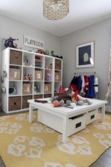 Splendid Diy Playroom Kids Decorating Ideas41
