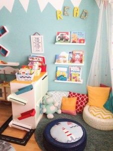 Splendid Diy Playroom Kids Decorating Ideas48