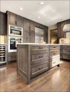 Stylish Farmhouse Kitchen Cabinet Design Ideas21