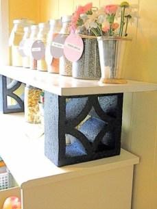 Unique Diy Cinder Block Furniture Decor Ideas02