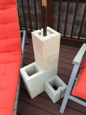Unique Diy Cinder Block Furniture Decor Ideas18
