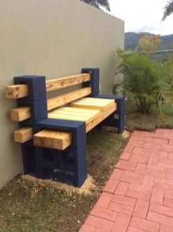 Unique Diy Cinder Block Furniture Decor Ideas28