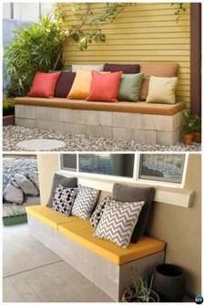 Unique Diy Cinder Block Furniture Decor Ideas32