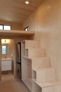 Astonishing Tiny House Design Ideas With Fabulous Storage22