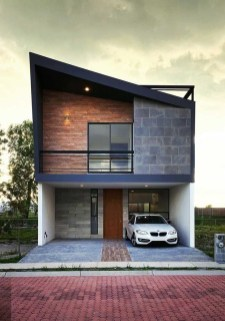 Awesome Small Contemporary House Designs Ideas To Try11