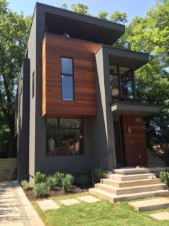 Awesome Small Contemporary House Designs Ideas To Try23