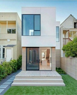 Awesome Small Contemporary House Designs Ideas To Try29
