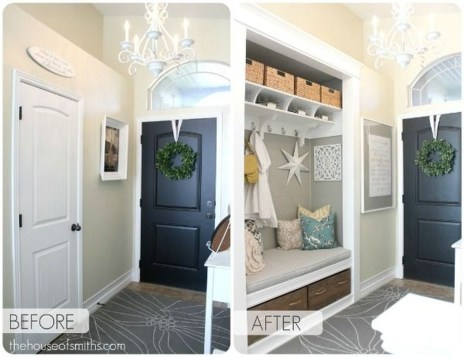 Brilliant Entry Ideas For Your Home34