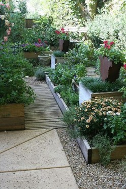 Creative Gardening Design Ideas On A Budget To Try44