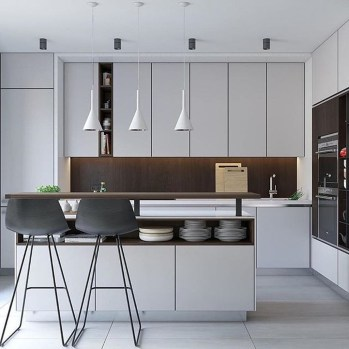 Design Ideas How To Incorporate Minimalist Style In Your Kitchen37