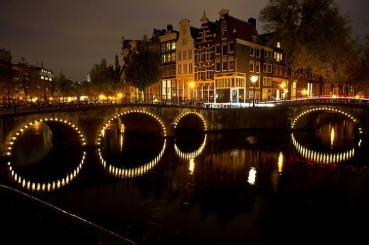 Extravagant European Metropolises That Must Be Seen At Night31