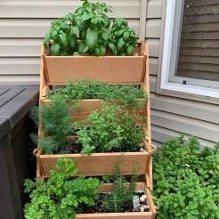 Fantastic Outdoor Vertical Garden Ideas For Small Space02
