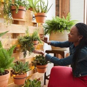 Fantastic Outdoor Vertical Garden Ideas For Small Space20