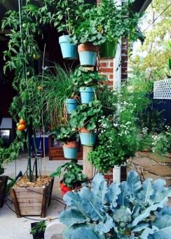 Fantastic Outdoor Vertical Garden Ideas For Small Space26
