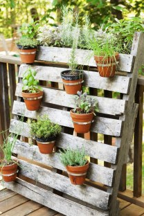 Fantastic Outdoor Vertical Garden Ideas For Small Space39