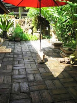 Fascinating Side Yard And Backyard Gravel Garden Design Ideas That Looks Cool43