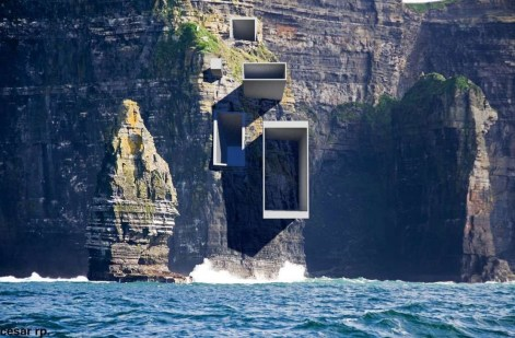 Fearsome Cliff Side Houses With Amazing Views11
