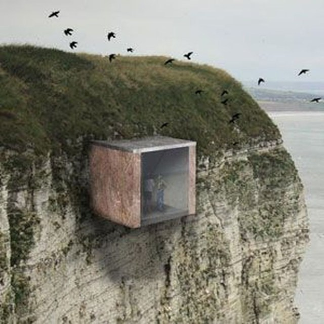 Fearsome Cliff Side Houses With Amazing Views37