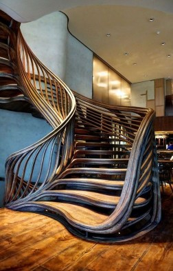 Incredible Staircase Designs For Your Home08