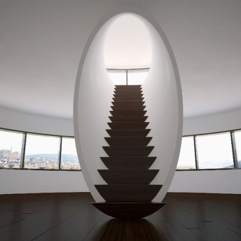 Incredible Staircase Designs For Your Home16