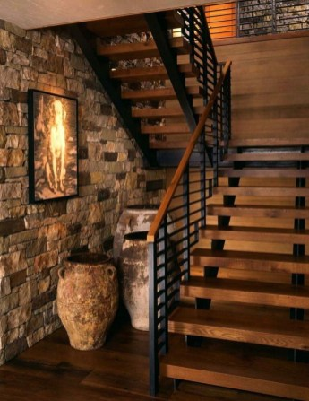 Incredible Staircase Designs For Your Home28