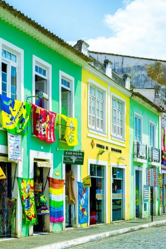 Incredibly Colorful Cities You Wont Believe That Are Real30