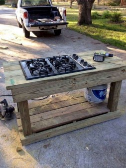 Inexpensive Renovation Tips Ideas For Outdoor Kitchen23