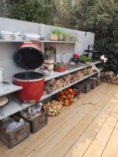 Inexpensive Renovation Tips Ideas For Outdoor Kitchen28