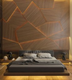 Latest Wall Bedroom Design Ideas That Unique16