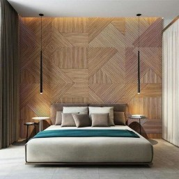 Latest Wall Bedroom Design Ideas That Unique20