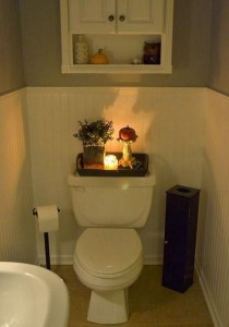 Modern Halloween Decorating Ideas For Your Bathroom03