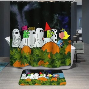 Modern Halloween Decorating Ideas For Your Bathroom06