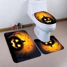 Modern Halloween Decorating Ideas For Your Bathroom14