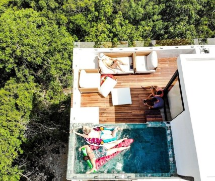 Most Amazing Rooftop Pools That You Must Jump In At Least Once21