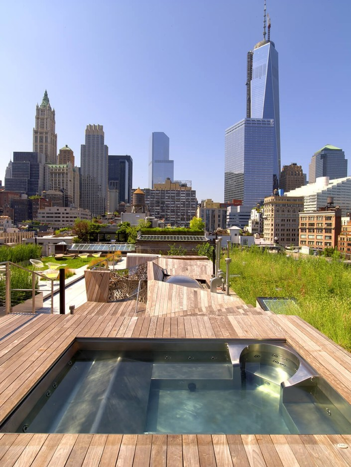 Most Amazing Rooftop Pools That You Must Jump In At Least Once22