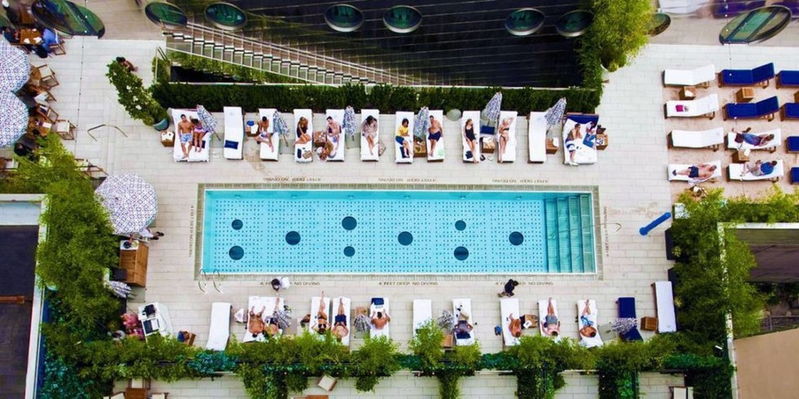 Most Amazing Rooftop Pools That You Must Jump In At Least Once32