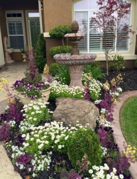 Newest Frontyard Design Ideas On A Budget28