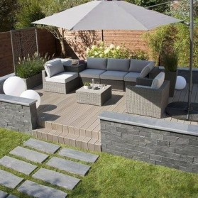 Outstanding Garden Design Ideas With Best Style To Try29