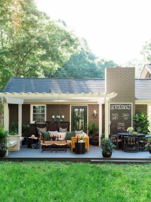 Outstanding Patio Yard Furniture Ideas For Fall To Try16