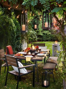 Outstanding Patio Yard Furniture Ideas For Fall To Try36
