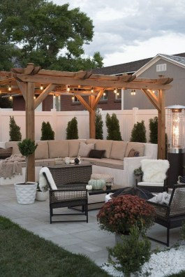 Outstanding Patio Yard Furniture Ideas For Fall To Try43