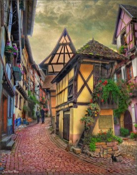 Picturesque Village Photos From Around The World50