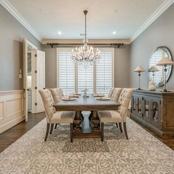 Simple But Elegant Dining Room Ideas25